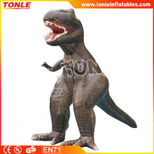Inflatable Walking T-Rex, inflatable Dinosaur, inflatable animal replica