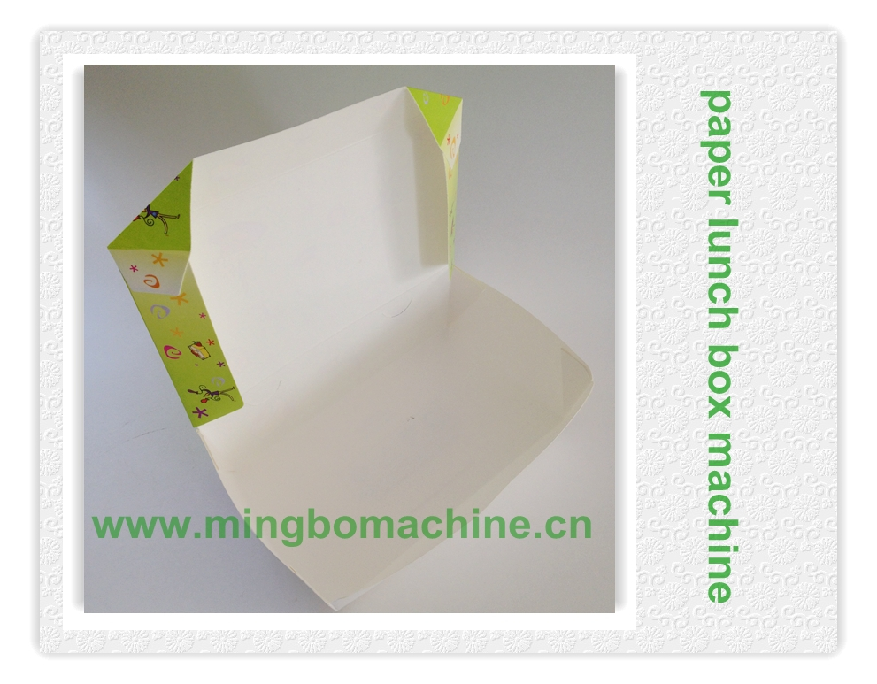Disposable lunch box forming machine manufacturer(MB-800A)