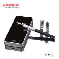 New big vapor ecig 0.3ml capacity mini pcc refillable electronic cigarette for china wholesale
