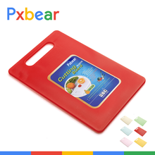 100% Food Grade PP Safety Cutter Poly Kitchen Cutting Boards For Sale