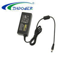 High Efficiency UL1310 Standard 30W 24VDC 1.25A Power Adapter Without Battery Backup