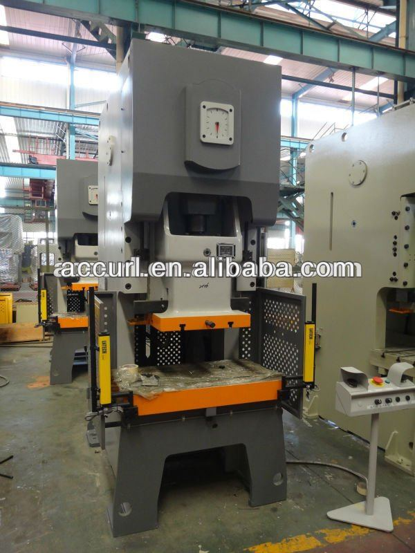Power Press C Frame with JH21-80 ton