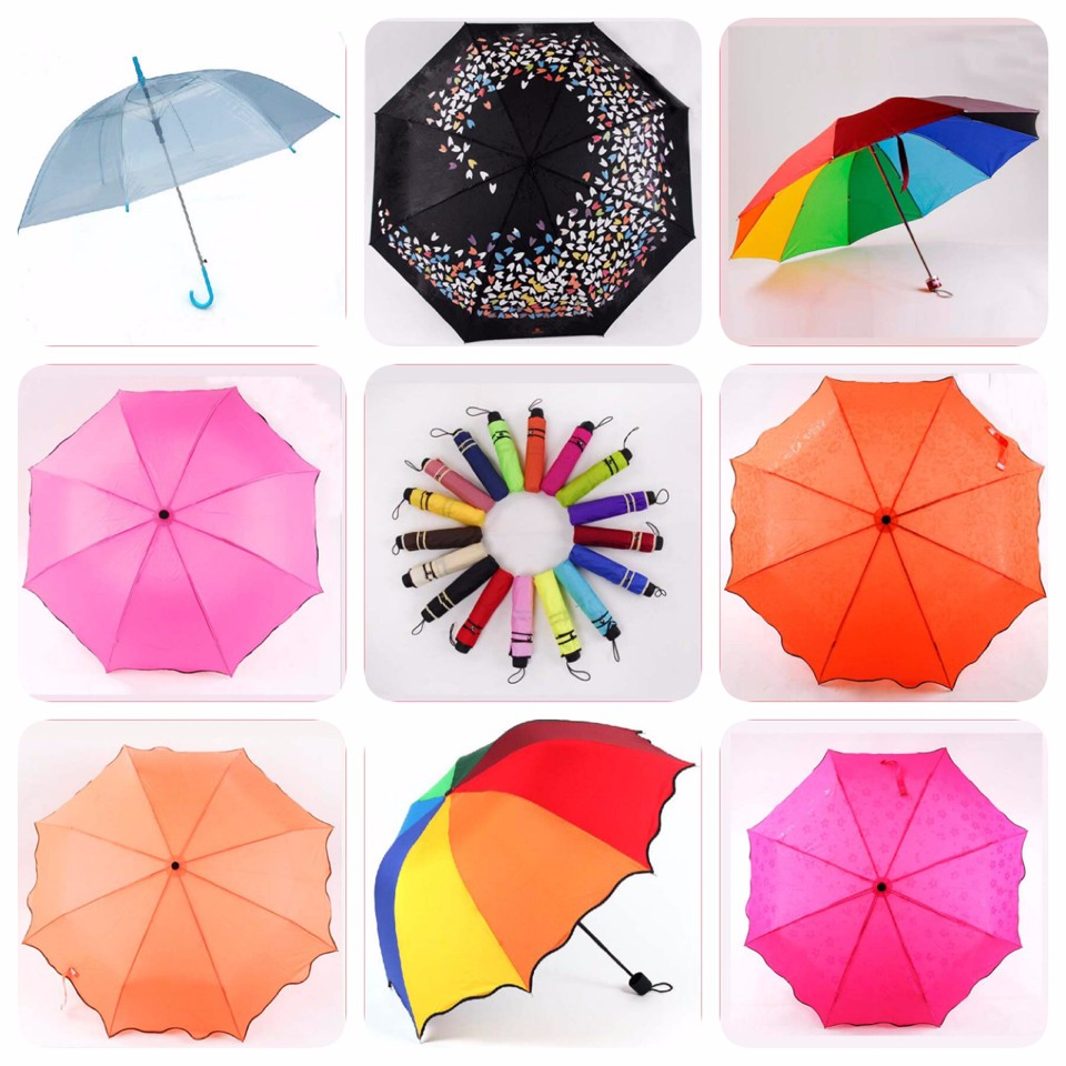 Promotional umbrella with logo printing hot sell straight umbrella for promotion