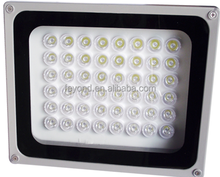 High power long range 220V 48 Epistar led illuminator 850nm outdoor ir leds or white light led