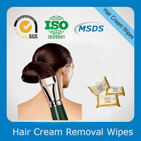 Hair Color Cleaning Wipe