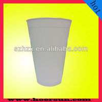 Large capacity Plastic disposable drinking cup