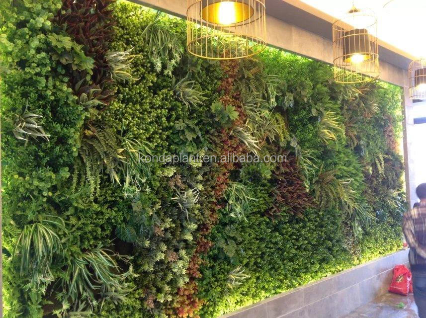 China Indoor Amp Outdoor Artificial Plants Wall Artificial