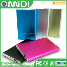 Hot Sale Original Ultrathin Power Bank 5V 1A 5000mAh for Smartphone