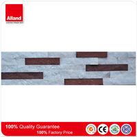 High Quality slate stacked Natural stone Tiles cheap exterior wall stone