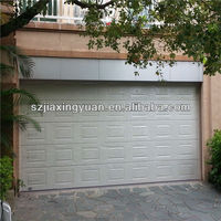 Modern Automatic Villa Tilt Up Garage Door with High Density Polyurethane Foam