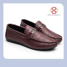Soft-soled Shoes Men Casual Soft Leather Loafers For 2017 New Design
