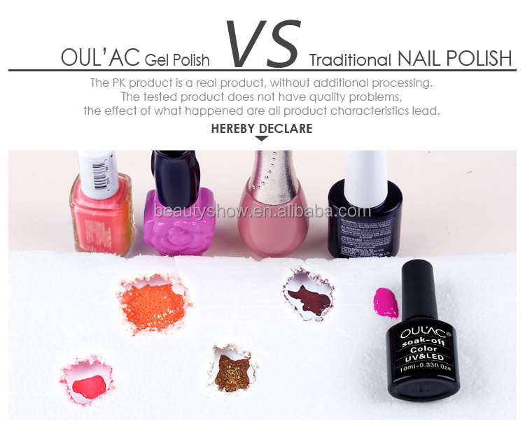 Wholesale professional salon soak off gel polish, special uv gel, weekly nail polish