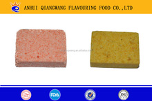 Sale to Nigeria chicken and shrimp flavor seasoning bouillon cube