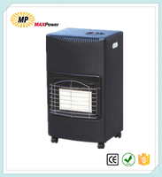 Good quality Portable Mobile LPG Indoor Gas Heater