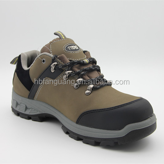 China Supplier Safety Shoes Type and Steel Toe Feature New Product