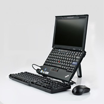 Small extendable portable folding laptop stand for gifts business corporate gifts