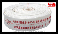 polyurethane fire hose with ISO, CCC certificates in Iraq in Vietnam