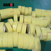 Yellow PET Mylar Insulation Tape for Transformers