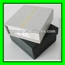 book shape magnetic cardboard plain gift boxes to decorate