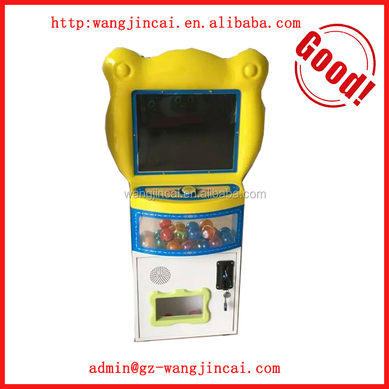 coin operated mini gacha toys video game cabinet capsule gashapon vending arcade games machines