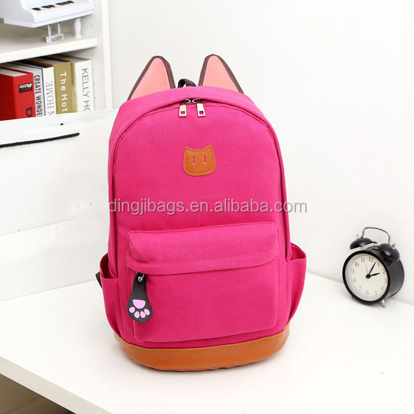 China Supplier Student Backpack School Bag Bookbag