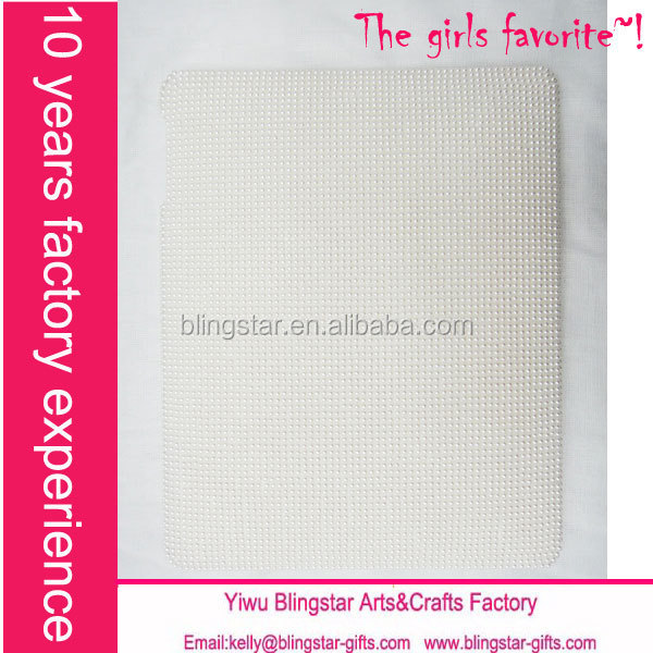 hot selling pearl rhinestone for ipad 3
