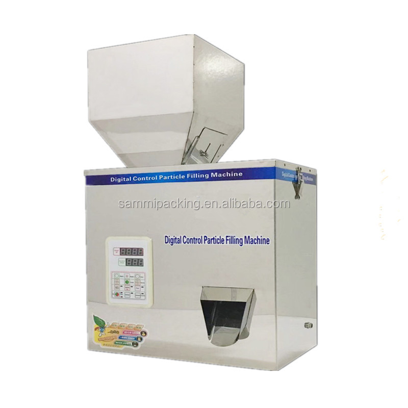 Newest 10-500g Tea weighing filling <strong>machine</strong> for pouch bag