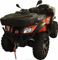 500cc 32HP powerful EFI Automatic quad ATV 4WD&2WD with front&rear plastic box (TKA500E-D NEW)