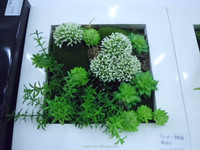 artificial bouquet , bunch wall hanging flowers for home decoration plant wall