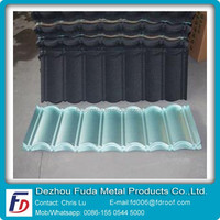 Nigeria Good FeedBack Metal Roof Tile from China