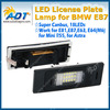 For BMW 6 Series E63,E63N, E64(M6),E64N LED License lamp