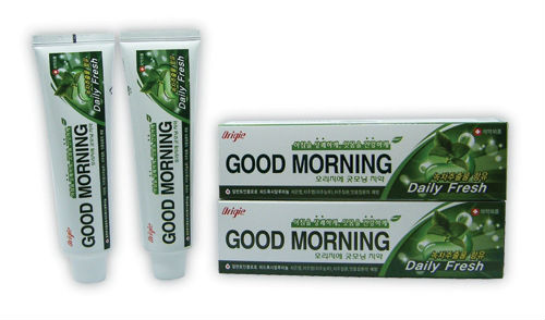 Good Morning Toothpaste