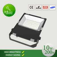 Commercial Outdoor Led Flood Light Samsung SMD 80W LED projector