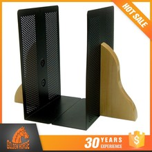 Alibaba China Office Wood Book Holder Letter Bookends