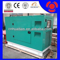 Best Quality CE Approved 500kw Water Cooled Generator Price List/ Diesel Generator Set