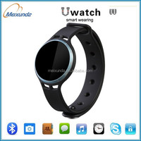 Newest style U WATCH waterproof MTK6260 uu smart watch
