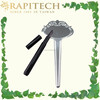 17cmL Gardening Marker Pen with Ornamental Stainless Steel Metal Name Tag