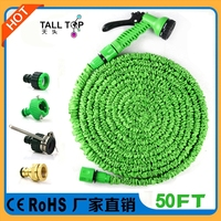 2015 super hot sales Excellent high pressure water hose used for car washing flexible hose