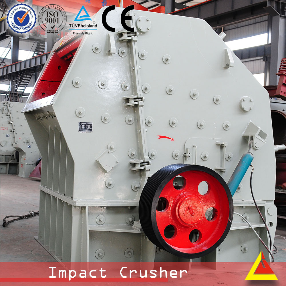 Ce Approved Highway Stone Production Line/aggregate Crushing Plant /impact Crusher