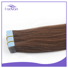 2016 hot selling aliexpress hair tape in hair extensions virgin human body wave