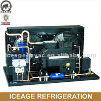Semi-hermetic Copeland Condensing unit for Commercial Refrigeration Food