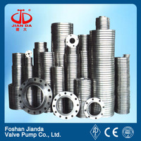 316 weld neck flat face flange made in China