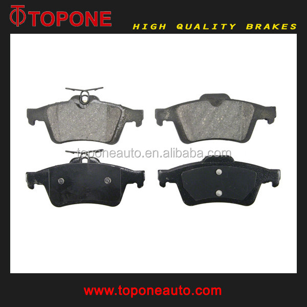 Top quality Brake Pad Set For VOLVO C30 For VOLVO C70 II Convertible Parts With Brake Pad clip