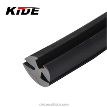 High quality car window rubber seal epdm windshield weather strip