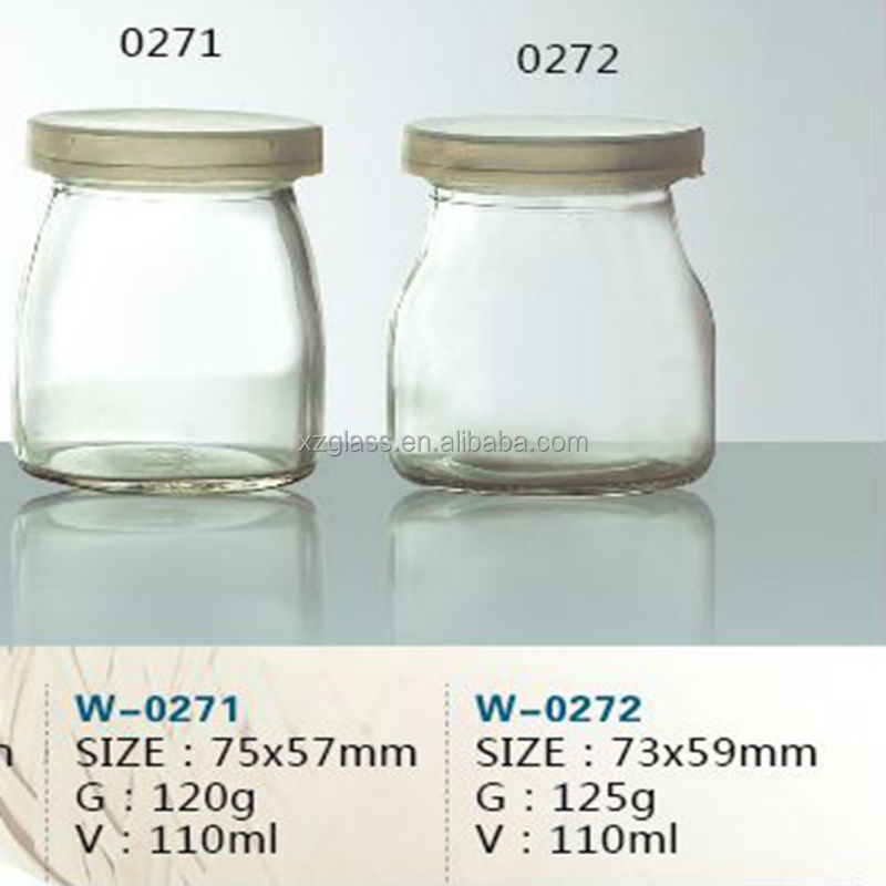 High Quality Mini Glass Milk Bottles Wholesale Bottles