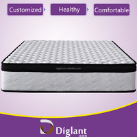 fireproof packed roll round bed chinese mattress