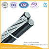 Aluminium Aerial Bundled Cable XLPE Overhead Line Electric Cable