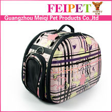 EVA Best Quality Dog Travel Carrier Bags Hot Sale Dog Bag For Small Pets