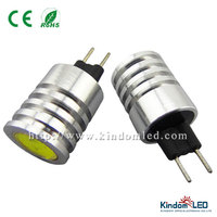 G4 led bulb COB 0.8w DC12v miniature led lights for models