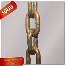 Professional newest 8mm grade 80 alloy steel lifting chains with CE certificate